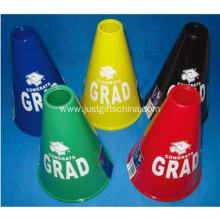 Promotional Imprinted Plastic Sports Cheering Megaphone